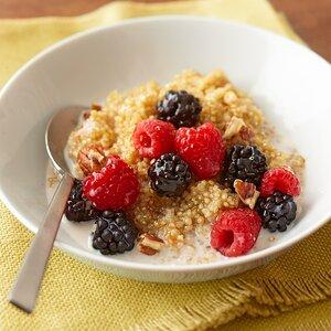 Fruit & Nut Quinoa