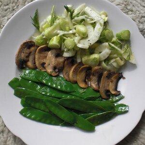 Fennel-Celery Salad
