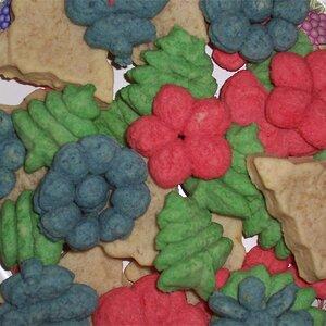 Sweet Butter Cookies