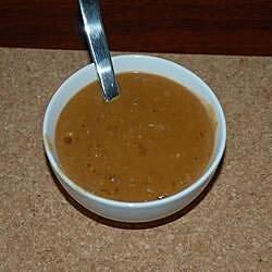 Peanut-Tamarind Sauce