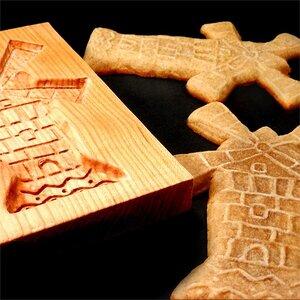 Speculaas Cookies or Spicy Sinterklass Cakes