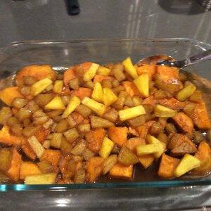 Pineapple Sweet Potatoes