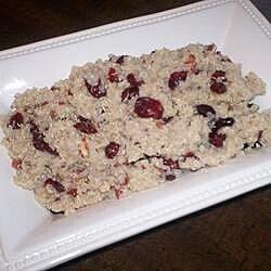 Quinoa-Cranberry Salad with Pecans