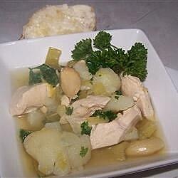 Forty Garlic Chicken