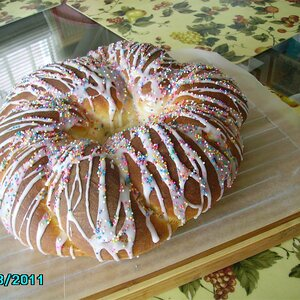 Italian Easter Bread (Anise Flavored)