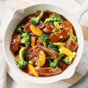 CAMPBELL'S® Beef and Orange Stir-Fry