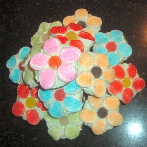 Refrigerator Cookies with Chocolate Sprinkles