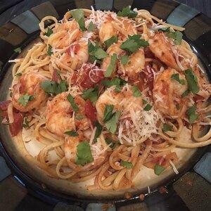 Easy Shrimp Fra Diavolo