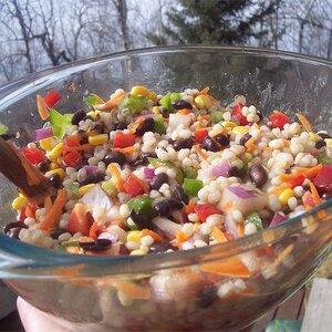 Barley Lime Fiesta Salad