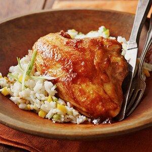 Mango-Chutney Chicken