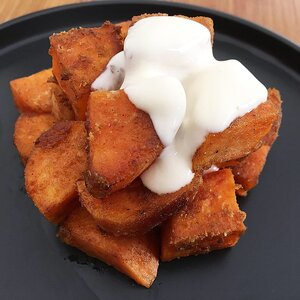 Cumin-Spiced Sweet Potatoes