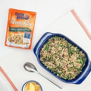 Spring Vegetable Rice