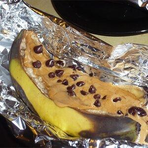 Peanut Butter Banana Melties