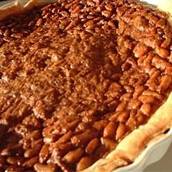 Pignoli Nut Pie