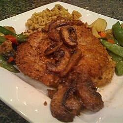 Hazelnut Chicken