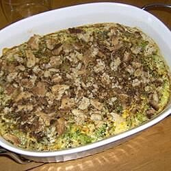 Vegetarian Broccoli Casserole II