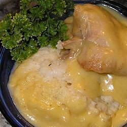 Chicken with Herb Dumplings