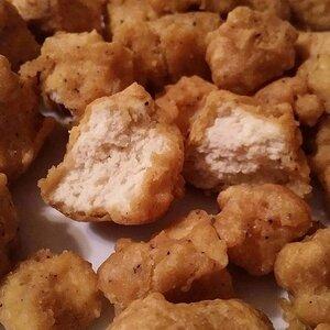 Deep-Fried Tofu Poppers