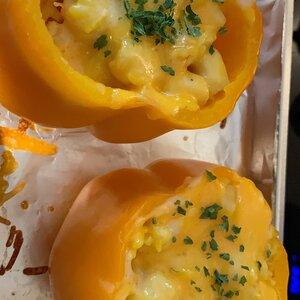 Clamato® Seafood Stuffed Peppers