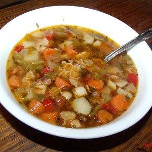 Authentic Pepper Pot Soup
