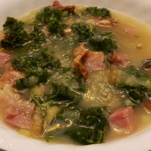 Caldo Verde (Portuguese Green Soup)