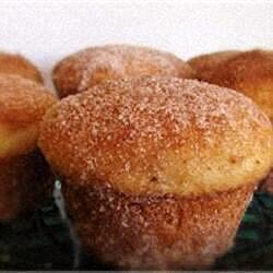Sugar 'n Spice Mini Gingerbread Muffins