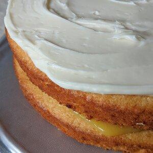 Whole Lemon Layer Cake
