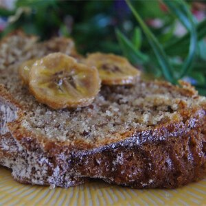 Dad's Banana Nut Bread
