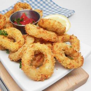 Air Fryer Calamari