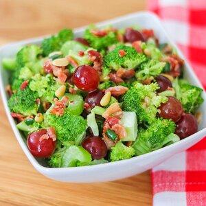 Grandma Z's Crunch Salad