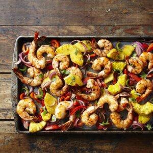 Sweet and Spicy Jerk Shrimp