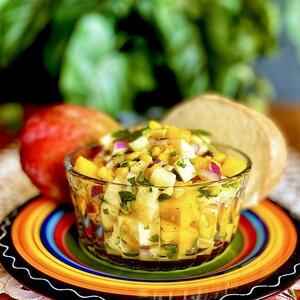 Jicama Corn Salad