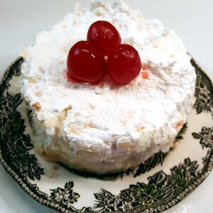 Pineapple Poke Cake