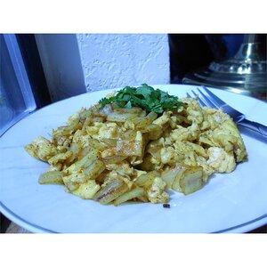 Nepalese Scrambled Eggs