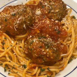 Italian Meatball Perfection