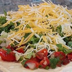 Seasoned Tortilla Chip Dip