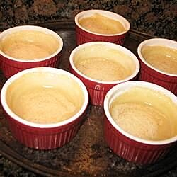 Coagulated Curdle Cakes with Foam