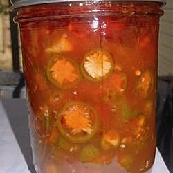 Carolina BBQ Peppers