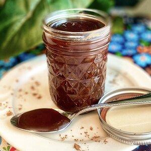 Dairy-Free Chocolate Sauce