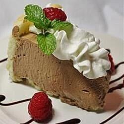 Chocolate Mousse Cake III