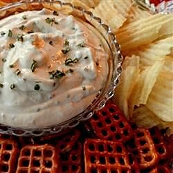 Ultra Easy Cream Cheese Dip