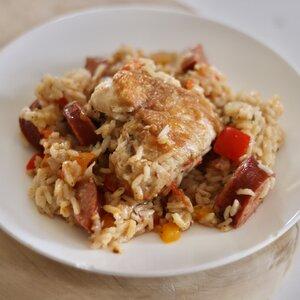 Jazzy New Orleans Chicken