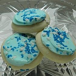 Basic Sugar Cookies - Tried and True Since 1960