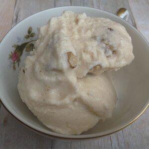 Cinnamon Black Walnut Ice Cream