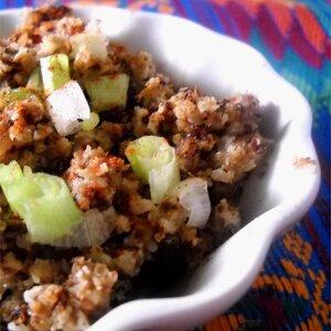Cauliflower Couscous