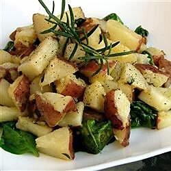 Emily's Famous Fried Potatoes