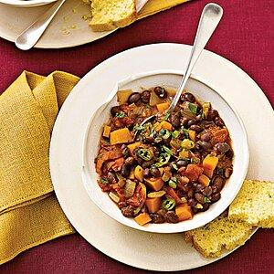 Five Bean Chili Recipe Myrecipes