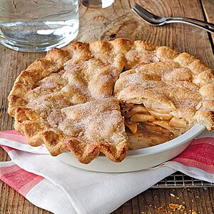 Mock Apple Pie With Ritz Crackers Recipe Myrecipes