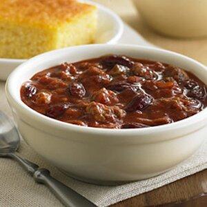 Beef And White Bean Chili Recipe Myrecipes