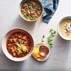 Easy Elk Chili Recipe Myrecipes
